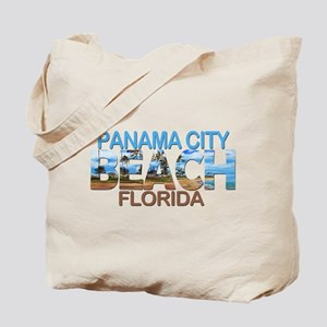 Summer panama city- florida Tote Bag