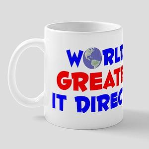 World's Greatest IT Di.. (A) Mug