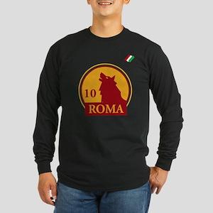 Roma 10 Long Sleeve Dark T-Shirt