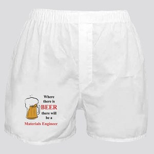 Materials Engineer Boxer Shorts