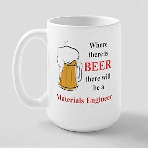 Materials Engineer Large Mug