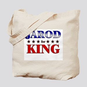 JAROD for king Tote Bag