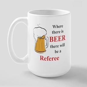 Referee Large Mug