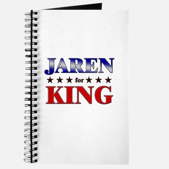 JAREN for king Journal
