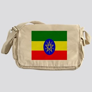 Flag of Ethiopia Messenger Bag
