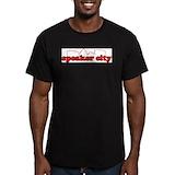 Will ferrel Fitted Dark T-Shirts
