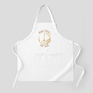 Make Coffee BBQ Apron