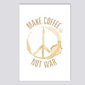 Make Coffee Postcards (Package of 8)