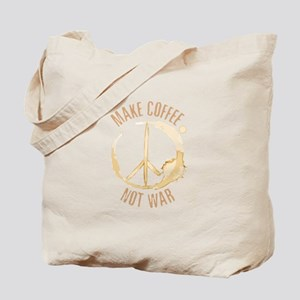 Make Coffee Tote Bag