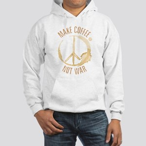 Make Coffee Hooded Sweatshirt