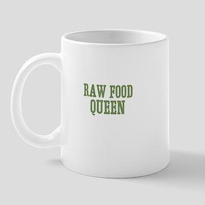 Raw Food Queen Mug