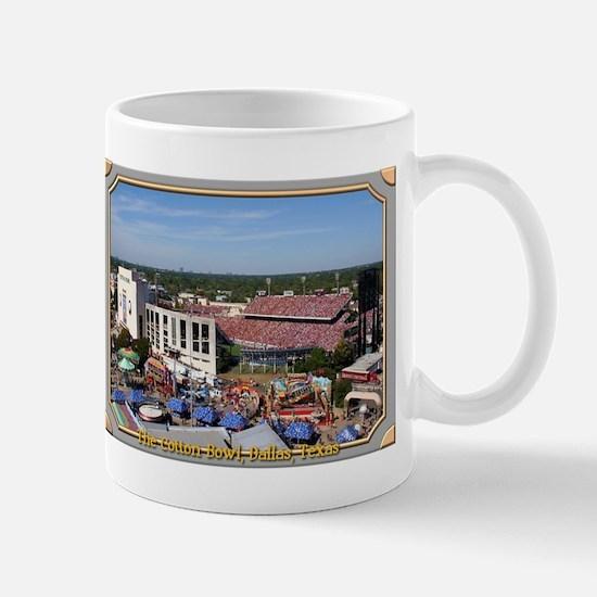Cotton Bowl #1 Mug