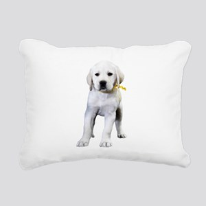 The Tilted Lab Rectangular Canvas Pillow