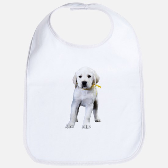 The Tilted Lab Cotton Baby Bib