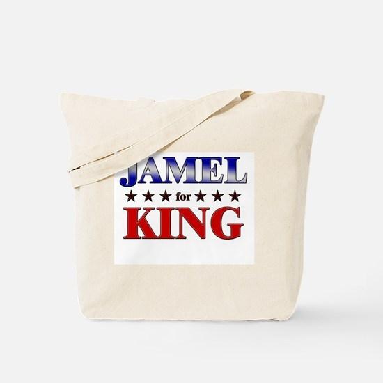 JAMEL for king Tote Bag