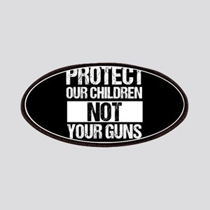 Protect Kids Not Guns Patch