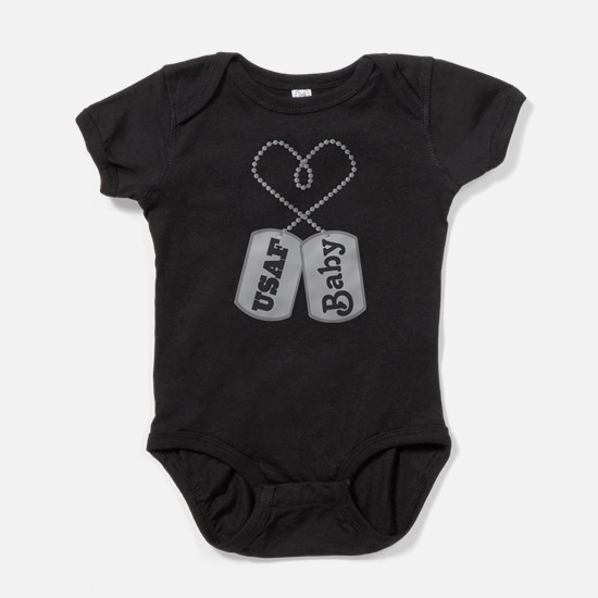 Air Force Baby Body Suit