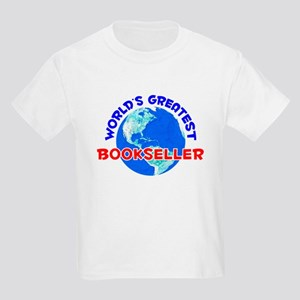 World's Greatest Books.. (E) Kids Light T-Shirt