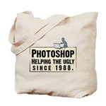 Photoshop - Helping the Ugly Tote Bag