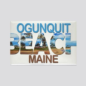 Summer ogunquit- maine Magnets