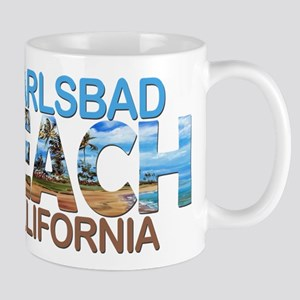 Summer carlsbad state- california Mugs