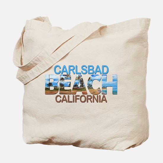 Summer carlsbad state- california Tote Bag
