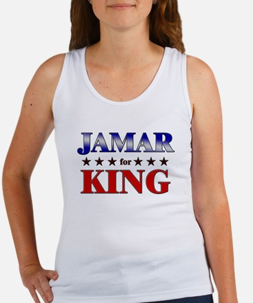 JAMAR for king Women's Tank Top