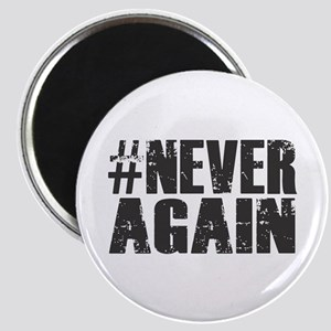 #NEVER AGAIN Magnets