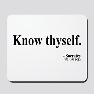 Socrates 8 Mousepad