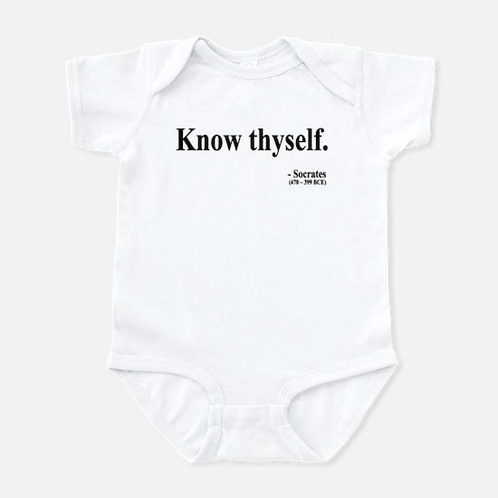 Socrates 8 Infant Bodysuit