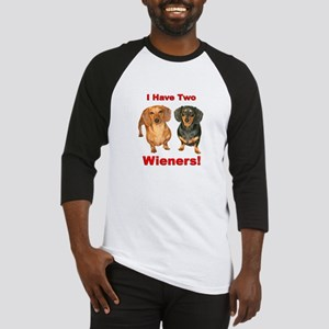 Two Wieners Baseball Jersey
