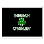 Impeach O'Malley Small Poster