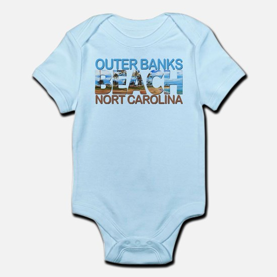 Summer outer banks- North Carolina Body Suit