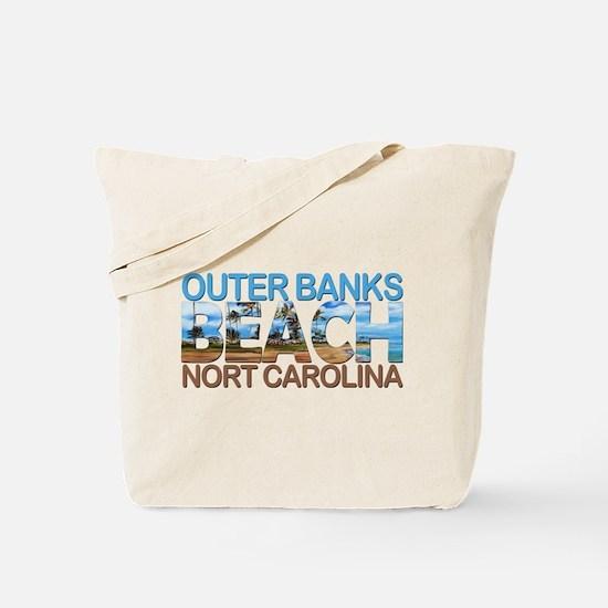 Summer outer banks- North Carolina Tote Bag