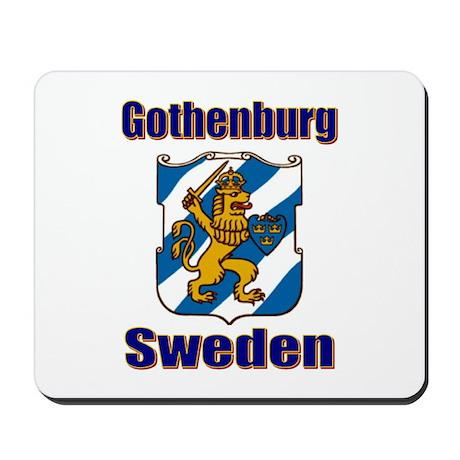 Gothenburg Sweden Mousepad