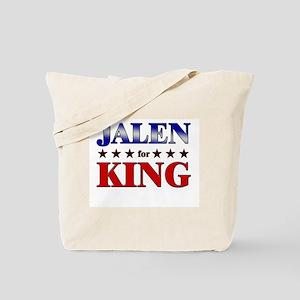 JALEN for king Tote Bag