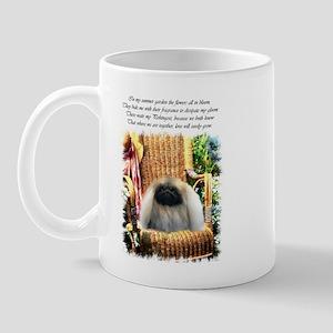 Pekingese Art Mug