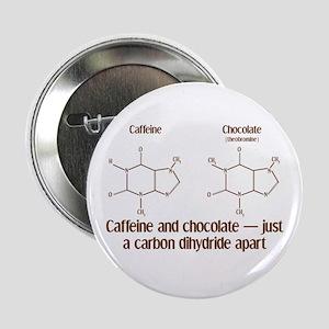 Caffeine & Chocolate Button