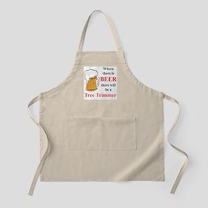 Tree Trimmer BBQ Apron
