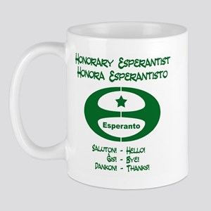 Honorary Esperantist Mug