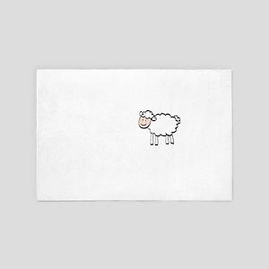 sheep 4' x 6' Rug