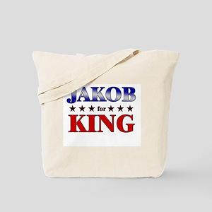 JAKOB for king Tote Bag