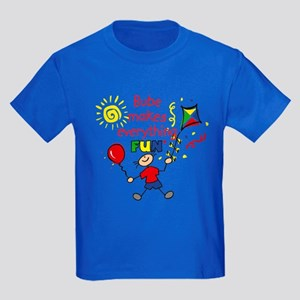 Bube Fun Boy Kids Dark T-Shirt
