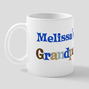 Melissa's Grandpa Mug