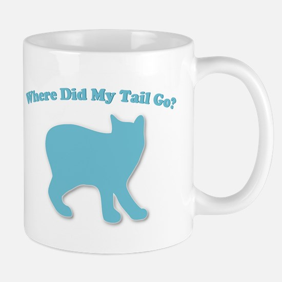 Manx, Tailless Cat Mug