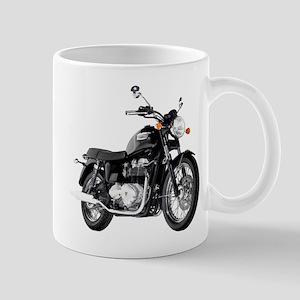 Triumph Bonneville Black #1 Mug