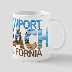 Summer newport- california Mugs