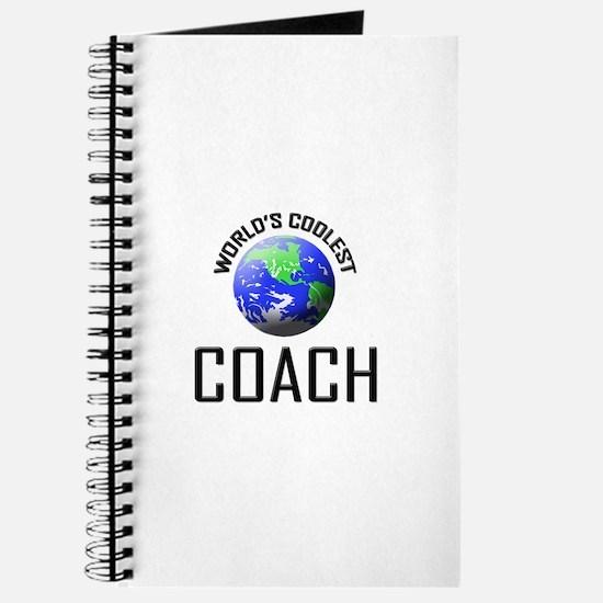 World's Coolest COACH Journal