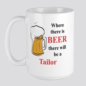 Tailor Large Mug