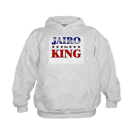 JAIRO for king Kids Hoodie